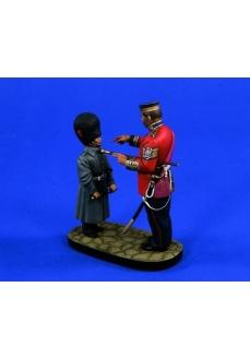 Set sergent si recrut, 120mm