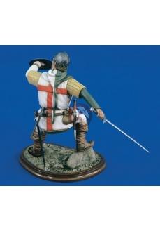 Figurina arcas englez, cca 1475, 120mm