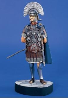 Figurina centurion roman, sec. I, 120mm