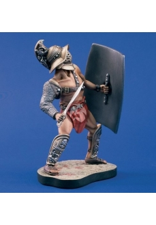 Figurina gladiator roman, 120mm