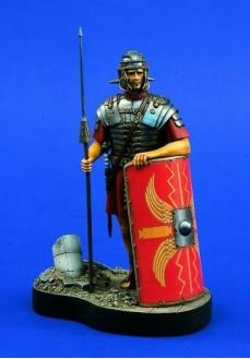 Figurina legionar roman, 120mm