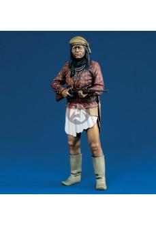 Figurina razboinic apas, 120mm