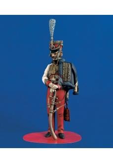Figurina AJUTOR  AL MARESALULUI  BERTIER, 120mm