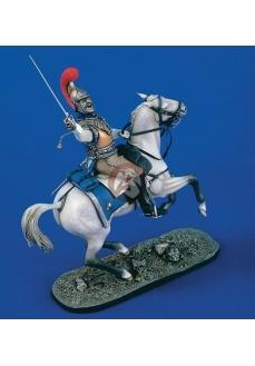 Figurina general carabinier calare, 120mm
