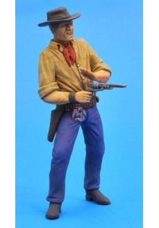 Figurina pistolar, 120mm