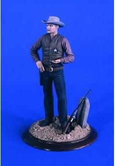 Figurina Sherif, 120mm