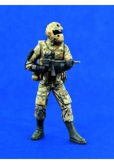 Figurina soldat futurist, 120mm
