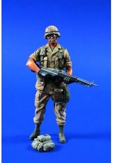 Figurina soldat Divizia 82 Aeropurtata, SUA, 120mm