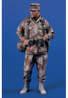 Figurina general SUA,  120mm