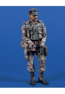 Figurina puscas marin SUA,  120mm