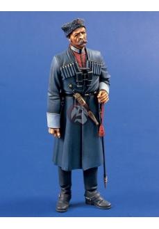 Figurina capitan cazac din Kuban, 120mm