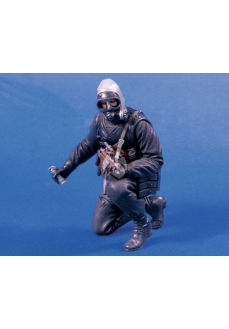 Figurina soldat SAS in Operatiunea Nimrod, 120mm