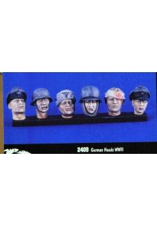 Set capete germane pt figurine, 120mm