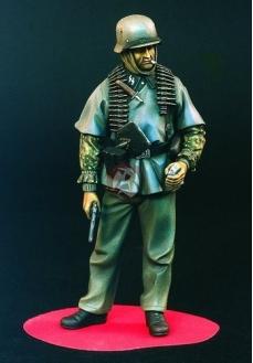 """Figurina soldat german """"Batalia din Ardeni"""", 120mm"""