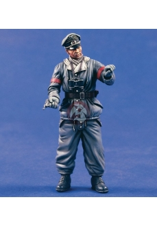 Figurina ofiter german, 120mm