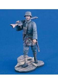 Figurina mitralior german, 120mm