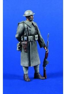 Figurina mitralior american, 120mm