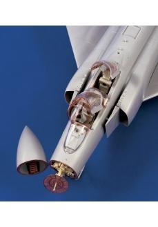 Set upgrade/detalii kit Tamiya 1:32, F-4D PHANTOM II, scara 1:32