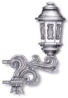 4338/04 Felinar pupa navomodele, Tip N, 25mm