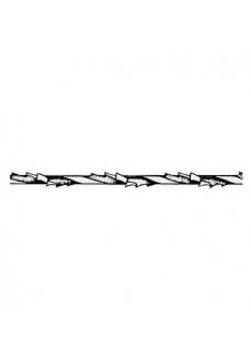 Art. 405/FL PINGUIN, 12 panze traforaj spiralate, 34 TPI, 1.05mm