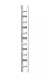 4320/00 Kit scara din nuc pt navomodelism, 90mm, Amati