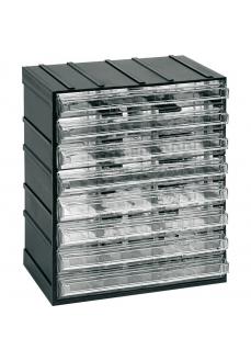 504 Modul cutii /sertare transparente 192x148x233mm