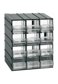 511 Modul cutii /sertare transparente 192x148x233mm