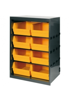 1105/95 Dulap 8 cutii depozitare, 660x490x950mm