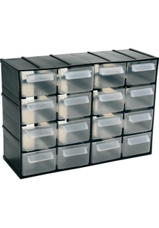 ART 802 Modul cutii /sertare transparente 221x85x156 mm