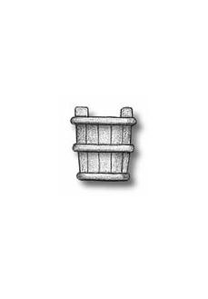 4144/05 Set 10 galeti pentru tunuri de navomodele. Amati