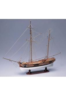 1008 Planuri contructie navomodel Amati Albion, vas comercial inarmat