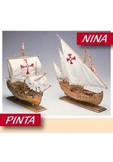 1010 Planuri contructie navomodel Amati Pinta, 1492