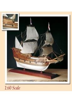 1013 Planuri contructie navomodel Amati galion Mayflower